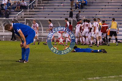 Tom Barlow Goal in OT Earns Badgers win at SLU Billikens