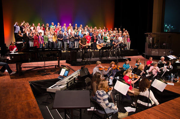 20110915 1st Rehearsal