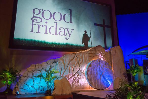 20140418 Good Friday Service