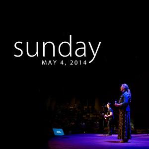 20140504 Sunday Service