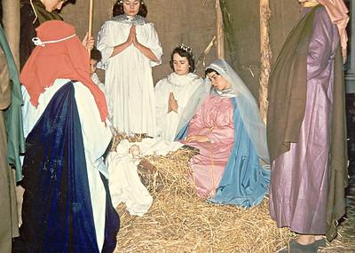 Christmas Tableau, 1954