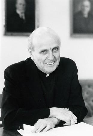 Father Drinan, 1986