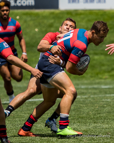 USA Rugby College National Championships 2017