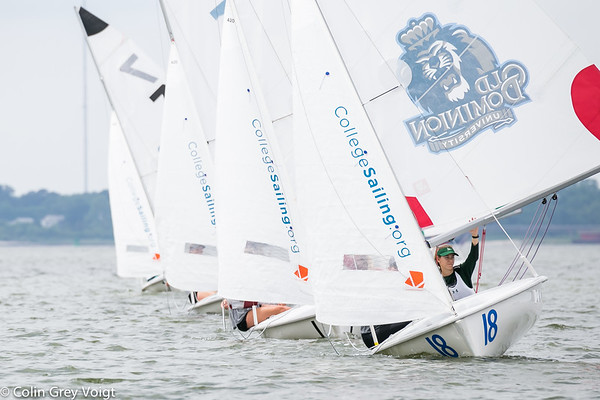 2018 College Sailing Nationals