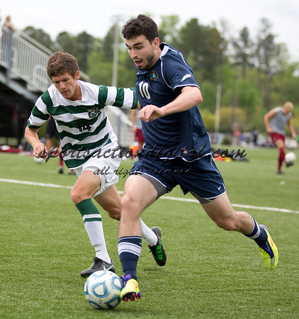 Charlotte vs East Tennessee State 3-31-12