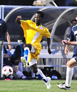 Monmouth could not contain Evans Frimpong