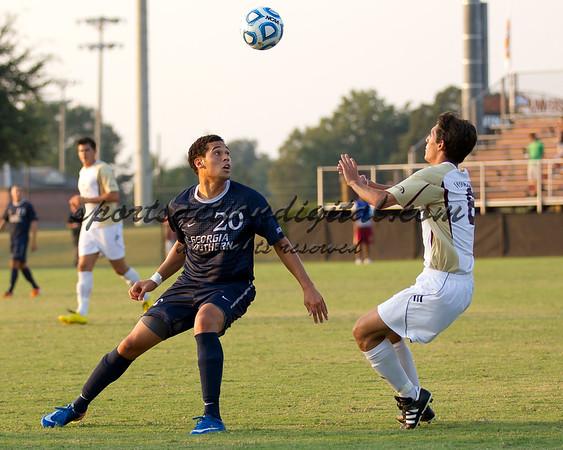 Winthrop University vs Georgia Southern 9-1-11