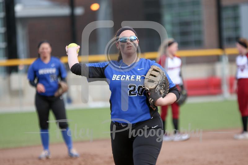 Becker College Hawks Samantha Buzgo (20)