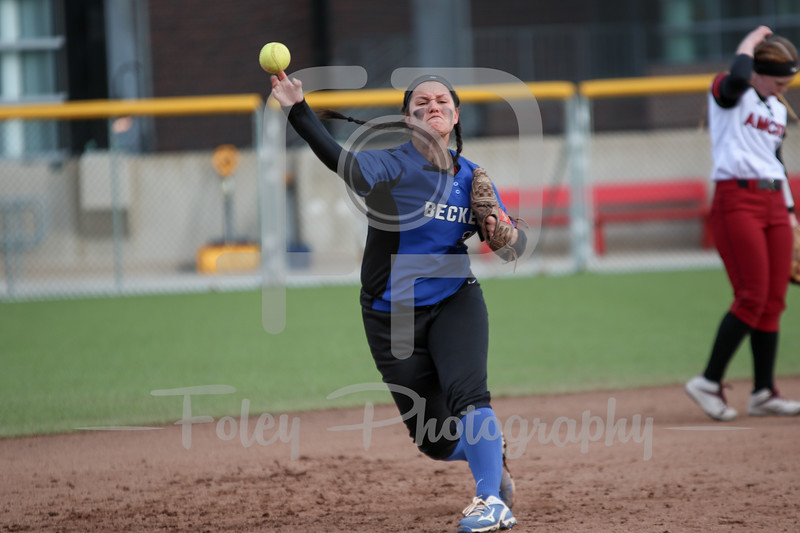 Becker College Hawks Shannon Lundy (1)