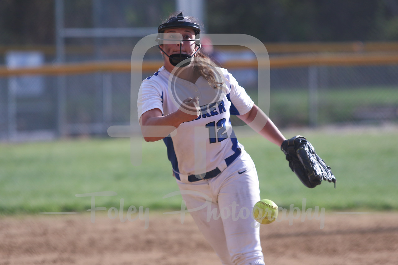 Becker College Hawks Samantha Lee (12)