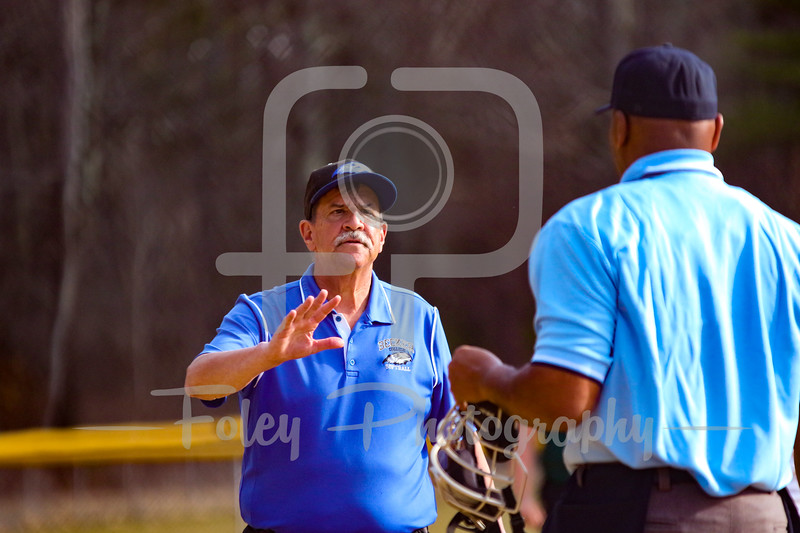 Becker College Hawks head coach Richard Hurley