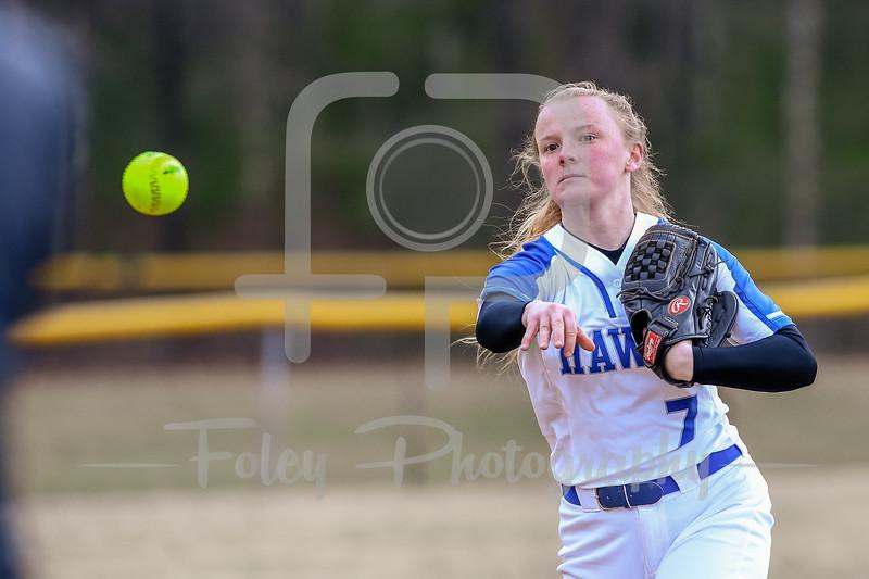 Becker College Hawks Lauren Niemann (7)