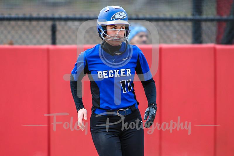 Becker College Hawks Brianna Herforth (11)
