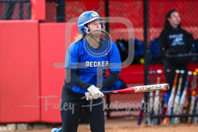 Becker College Hawks Vasia Murphy (23)