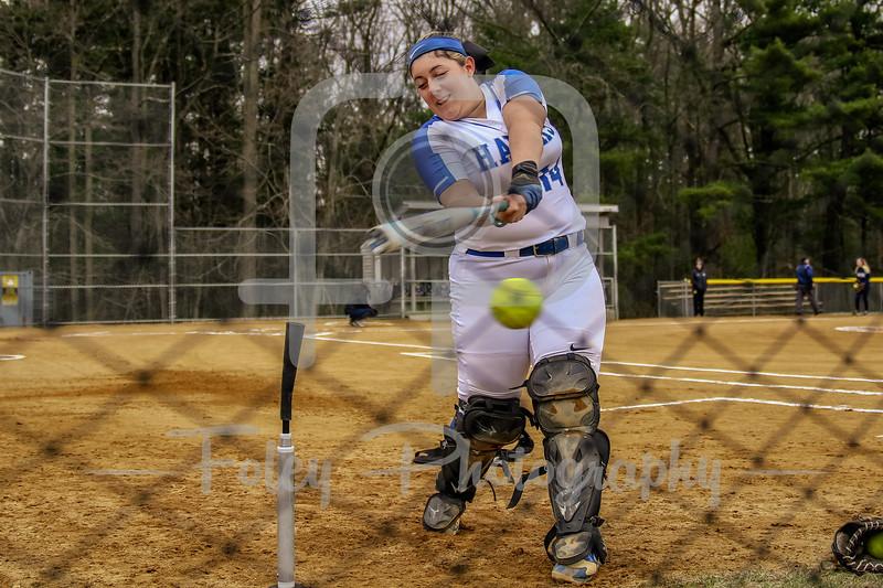 Becker College Hawks Megan Klemanchuck (14)