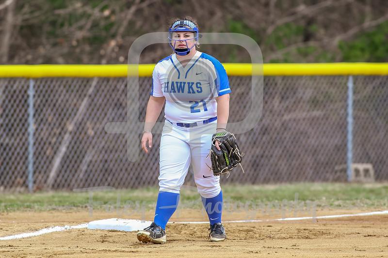Becker College Hawks Cassondra Messier (21)
