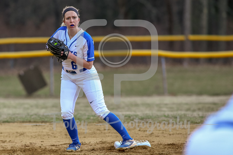 Becker College Hawks Sarah Ellis (6)