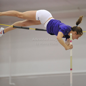 2009 Indoor Girls Pole Vault
