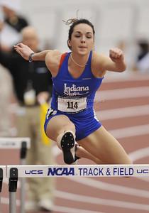 NCAA Div1 2009 Indoor Hurdles 033