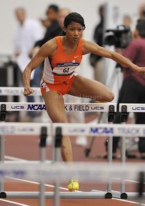NCAA Div1 2009 Indoor Hurdles 043