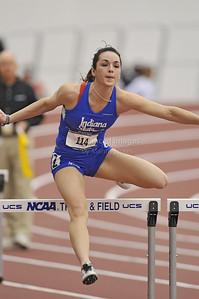 NCAA Div1 2009 Indoor Hurdles 034