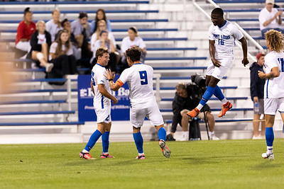 In the 30th installment of the Bronze Boot, the SLU Billikens and SIUE Cougars played to a 1–1 draw.
