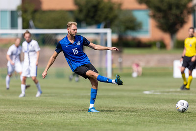 The SLU Billikens defeated the Creighton Bluejays 4–0 to improve to 2--0 in the 2021 season.