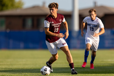 The Saint Louis University Billikens defeated the Missouri State Bears in a preseason exhibition match 2–1 at Robert Hermann Stadium on Saturday August 21st, 2021. Following the match, the two teams played two extra 15-minute periods.