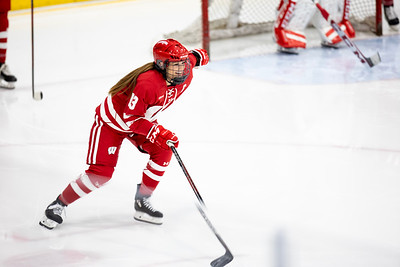 On the opening night of the NCAA Women's Ice Hockey season, the Wisconsin Badgers came to St. Louis to face host Lindenwood Lions at Centene Community Ice Center. After a close first period, the Badgers found their preseason No. 1 ranked form and defeated the Lions 8–1.