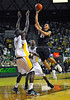 Jan 26th, 2010:  <br /> Kansas State Denis Clemente #21 G in action<br /> in a NCAA basketball game between the Kansas State Wildcats and the Baylor Bears at the Ferrell Coliseum in Waco, Texas.<br /> Kansas State wins 76-74