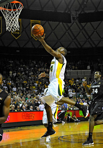 Jan 26th, 2010:   Baylor Quincy Acy #4 F in action in a NCAA basketball game between the Kansas State Wildcats and the Baylor Bears at the Ferrell Coliseum in Waco, Texas. Kansas State wins 76-74