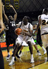 Jan 26th, 2010:  <br /> Baylor F/C Ekpe Udoh #13 gets a dunk<br /> in a NCAA basketball game between the Kansas State Wildcats and the Baylor Bears at the Ferrell Coliseum in Waco, Texas.<br /> Kansas State wins 76-74