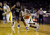 Jan 26th, 2010:  <br /> Baylor G Tweety Carter #45 in action<br /> in a NCAA basketball game between the Kansas State Wildcats and the Baylor Bears at the Ferrell Coliseum in Waco, Texas.<br /> Kansas State wins 76-74