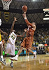 March 6th, 2010:  <br /> Texas Longhorn Gary Johnson #4 F stops and shoot<br /> in a NCAA basketball game between the Texas Longhorns and the Baylor Bears at the Ferrell Coliseum in Waco, Texas.<br /> Baylor wins 92-77