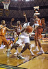 March 6th, 2010:  <br /> Baylor Bears Ekpe Udoh #13 F/C in action<br /> in a NCAA basketball game between the Texas Longhorns and the Baylor Bears at the Ferrell Coliseum in Waco, Texas.<br /> Baylor wins 92-77