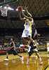 Feb 16th, 2010:  <br /> Baylor Forward Anthony Jones #41 gets a rebound during a NCAA Basketball game between the Texas Tech Red Raiders and the Baylor Bears at the Ferrell Center at Waco, Texas<br /> Baylor wins 88-70