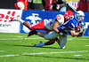 December 31, 2008:  <br /> Air Force WR Spencer Armstrong #26<br /> Houston safety Carson Blackmon #23<br /> in action during the NCAA Football game between the Houston Cougars and the Air Force Falcons at the Bell Helicopter Armed Forces Bowl in Ft. Worth, TX.  Houston defeated Air Force 34-28. Manny Flores/CSM