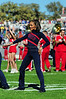 December 31, 2008:  <br /> Houston Cougars Drill Team<br /> in action during the NCAA Football game between the Houston Cougars and the Air Force Falcons at the Bell Helicopter Armed Forces Bowl in Ft. Worth, TX.  Houston defeated Air Force 34-28. Manny Flores/CSM