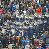 December 31st  2009:  <br /> Air Force Band during the Armed Forces Bowl NCAA Football game between the Air Force Falcons and the Houston Cougars at Amon G. Carter Stadium in Ft. Worth, TX.  <br /> Air Force wins 47-20
