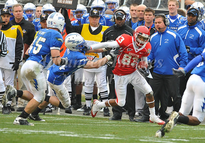 December 31st  2009:   Houston wide receiver Patrick Edwards #83 in action during the Armed Forces Bowl NCAA Football game between the Air Force Falcons and the Houston Cougars at Amon G. Carter Stadium in Ft. Worth, TX.   Air Force wins 47-20