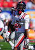 02 January 2009:  <br /> Mississippi cornerback Terrell Jackson (5)<br /> in action during the NCAA Cotton Bowl game between the Ole Miss Rebels and the Texas Tech Red Raiders in Dallas,TX.  Ole Miss beat Texas Tech 47-34.<br /> Manny Flores/Icon SMI