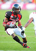 02 January 2009:  <br /> Texas Tech running back Shannon Woods (2) in action during the NCAA Cotton Bowl game between the Ole Miss Rebels and the Texas Tech Red Raiders in Dallas,TX.  Ole Miss beat Texas Tech 47-34.<br /> Manny Flores/Icon SMI