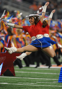 Jan 2nd, 2009  Ole Miss Drill Team perform in the 2010 AT&T Cotton Bowl Classic between the Ole Miss Rebels and the Oklahoma State Cowboys at the Cowboy Stadium in Arlington, Texas. Ole Miss wins 21-7 (Credit Image: © Manny Flores/Cal Sport Media)