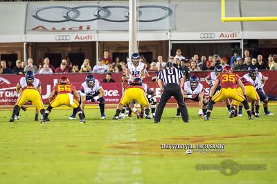 Arizona vs USC-50