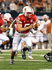 Nebraska quarterback Zac Lee (#5)