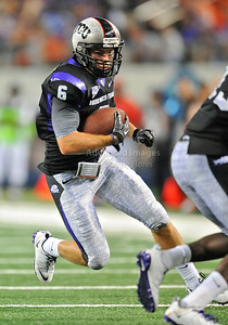 Sept 4 2010:   TCU Horned Frogs wide receiver Bart Johnson #6 in a game between Oregon State Beavers vs Texas Christian University Frogs at Cowboys Stadium in Arlington, Texas. TCU wins 30-21 (Credit Image: © Manny Flores/Cal Sport Media)
