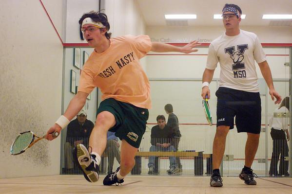 Jack Barrett (Dartmouth) and Sharyar Aziz (Yale)