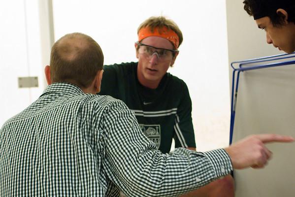 Dartmouth's coach Hansi Wiens