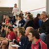 Crowd at Wesleyan Round Robin