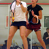 Cecilia Haig (Stanford) and Nayelly Hernandez (Trinity)